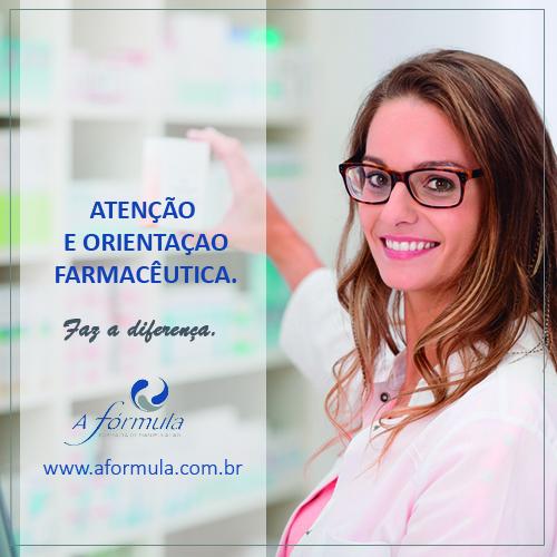 Orientação farmacêutica