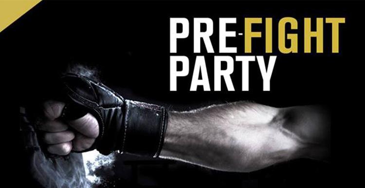 O Clube da Alice leva você à festa oficial do UFC