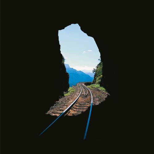 Trem no Viaduto do Carvalho