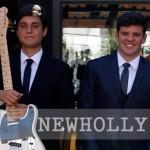 NewHolly – presença confirmada na Festa do Clube da Alice