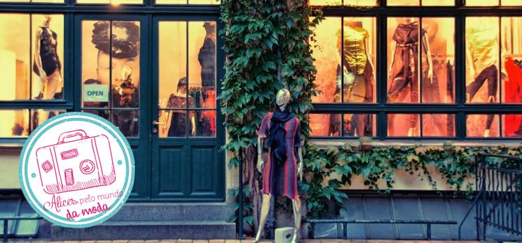 Alice pelo mundo da moda