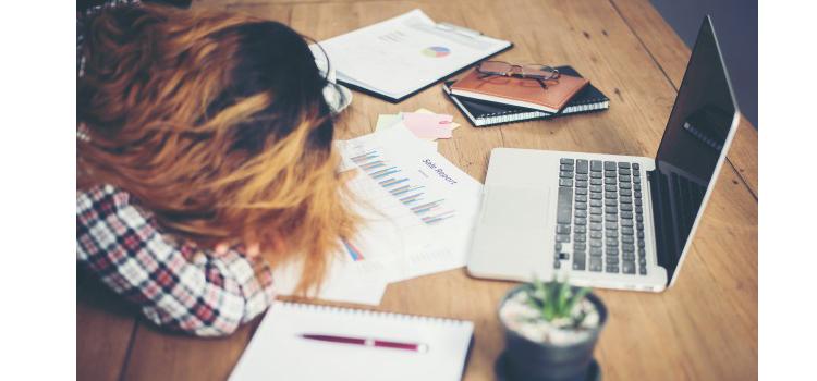 5 ideias para deixar o stress do trabalho no escritório