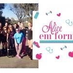 Alice em Forma – Dica #2 – começando os exercícios