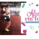 Alice em Forma – Exercícios para as férias