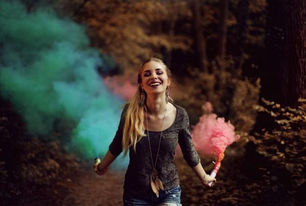Meu compromisso é com a felicidade, não com o sucesso!