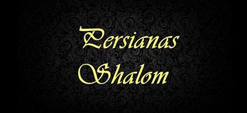 Persianas Shalom