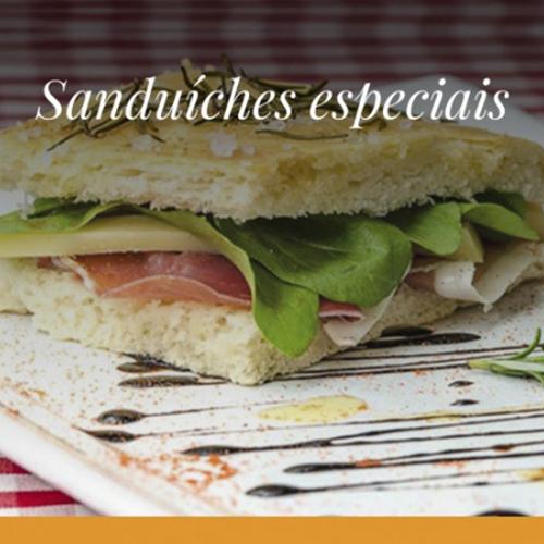 Sanduíches Especiais