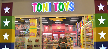 Toni Toys – Shopping Mueller
