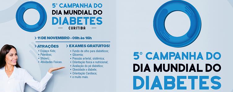 Vamos falar de Diabetes?