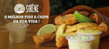 Sirène Fish & Chips – Mercado Sal