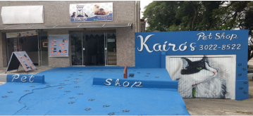Kairós Pet Shop