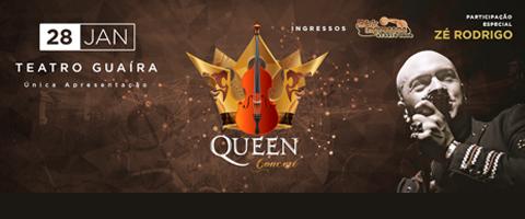 Queen Concert – Um espetáculo imperdível