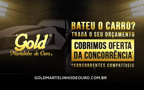 Gold Martelinho de Ouro