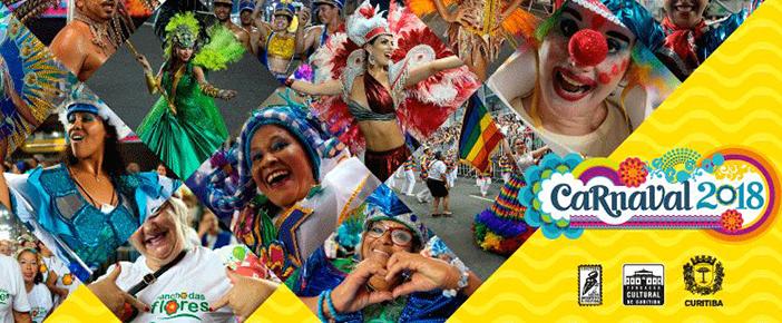 Curitiba tem carnaval, tem sim senhor