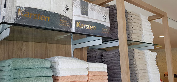 Visita à loja Karsten
