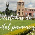 Entrelinhas da capital do Paraná