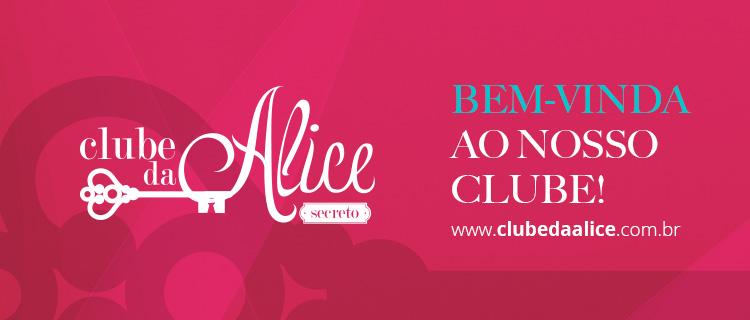 Eu quero a Carteirinha do Clube da Alice