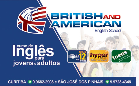 British and American – English School