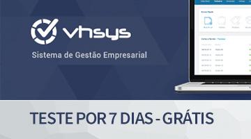 VHSYS – Teste 7 DIAS – Grátis!