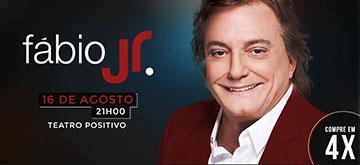 Fábio Jr. em Curitiba!