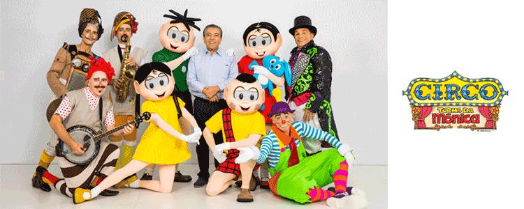 Circo Turma da Mônica – O Primeiro Circo do Novo Mundo