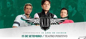 KLB – 18 ANOS DE SUCESSO
