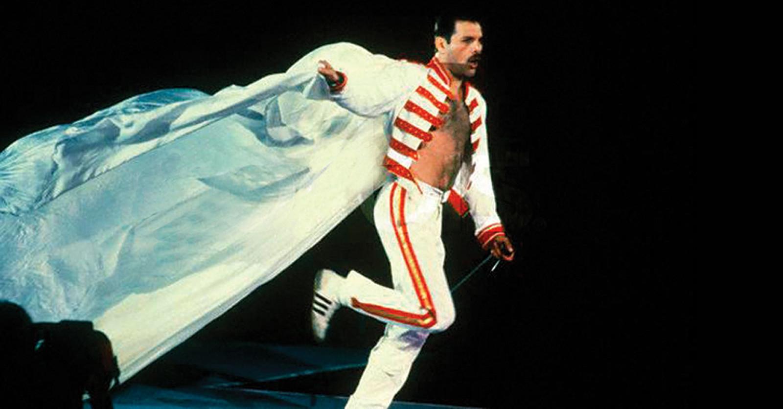 Freddie Mercury – Os Clássicos e o Feitiço do Tempo