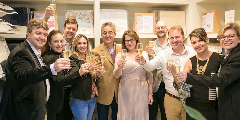 Confira como foi a inauguração da nova loja da Karsten em Curitiba