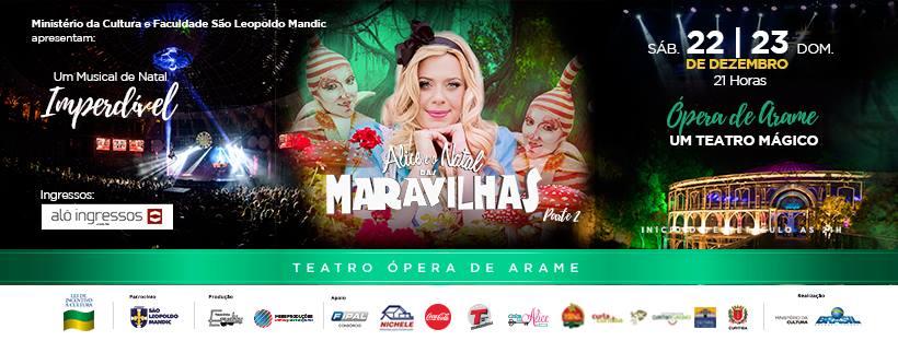 Tudo sobre o musical que vai encantar Curitiba neste Natal