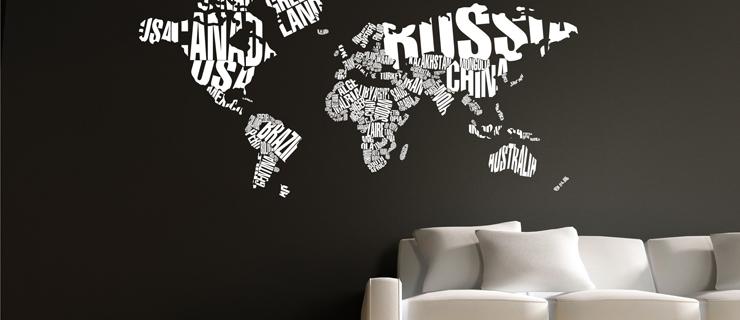 Adesivos de decoração – Entenda a versatilidade deles!