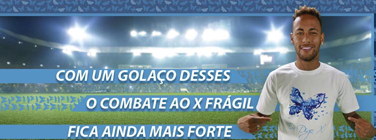 Até o Neymar Jr. está dizendo X, e você?