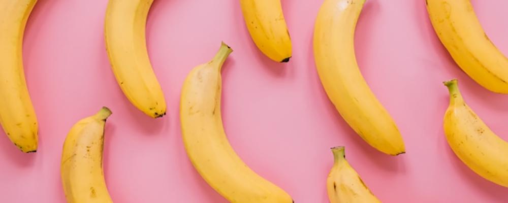 Deus me deu uma banana