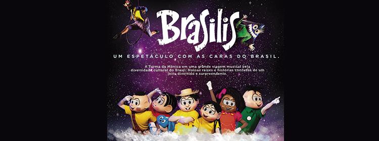 Brasilis – Um Espetáculo do Circo Turma da Mônica