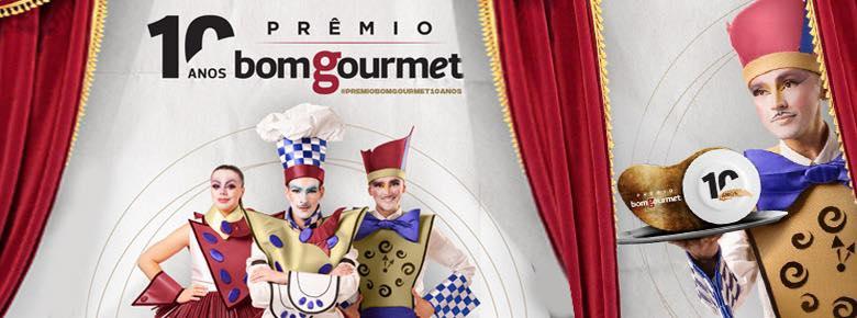 Hoje a gastronomia curitibana está em festa – 10 anos do Prêmio Bom Gourmet