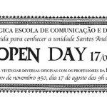 Open Day de comunicação e design