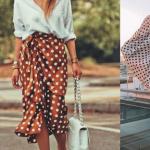 Poás, Pois ou Polka Dots? Qual o nome correto para a tendência das bolinhas?