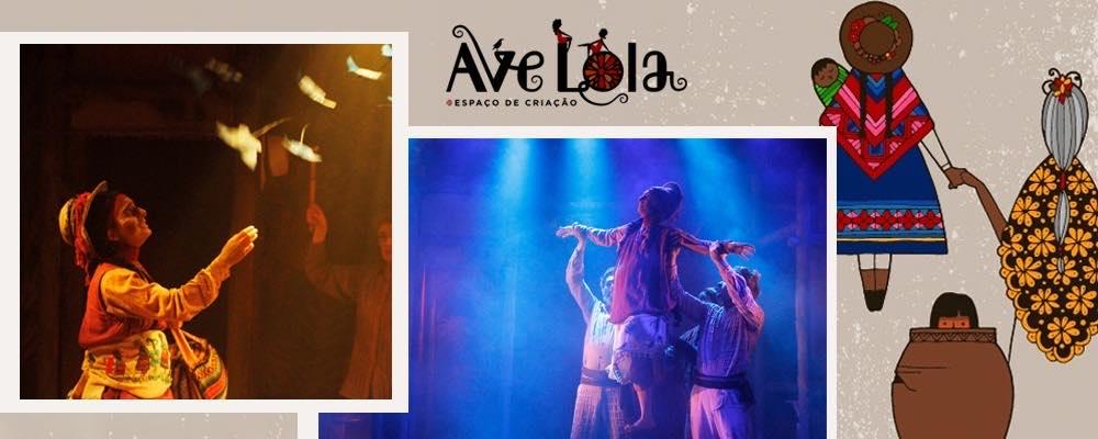 Trupe Ave Lola estreia no Guairinha para celebrar uma década