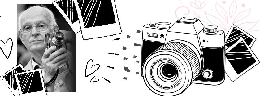 Fotografar é colocar na mesma linha de mira, a cabeça, o olho e o coração