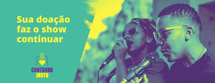 Projeto social auxiliará músicos de Curitiba durante isolamento social e sorteará festa de aniversário para doadores.